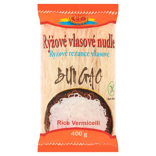 A.T. International Rice Vermicelli 400g