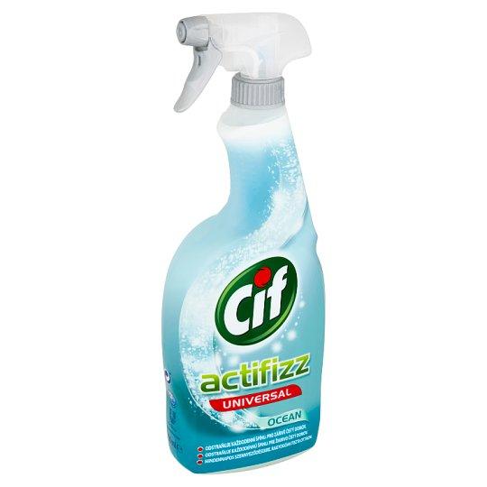 Cif Actifizz Ocean Cleaning Spray 750ml