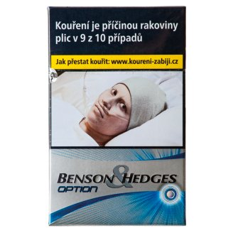 Benson & Hedges Option cigarety s filtrem 20 ks