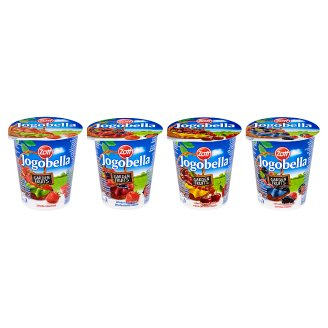 Zott Jogobella Yogurt Garden Fruits 150g