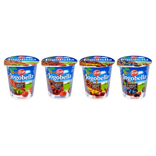 Zott Jogobella Yogurt Garden Fruits 150g
