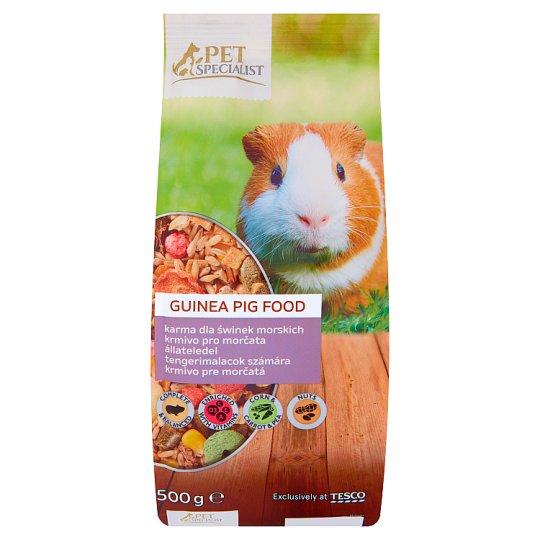 Tesco Pet Specialist Guinea Pig Food 500g