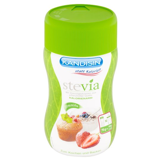 Kandisin Stevia sypká 75g