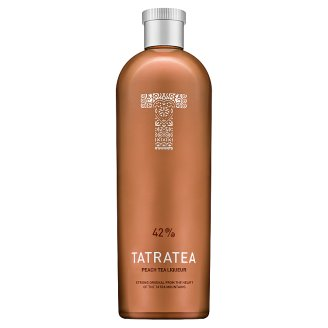 Karloff Tatratea 42% Liqueur with Tea Extract 700ml