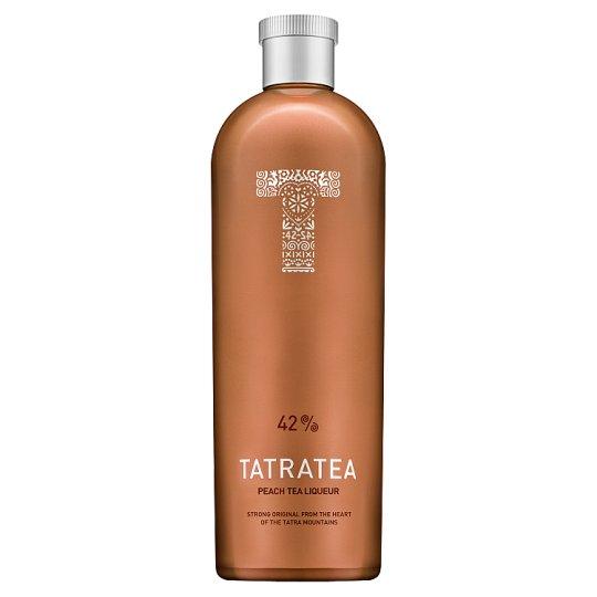 Karloff Tatratea 42% likér s čajovým extraktem 700ml