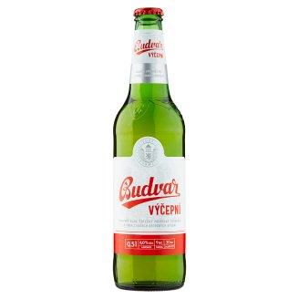 Budweiser Budvar B:Classic světlé výčepní pivo 0,5l