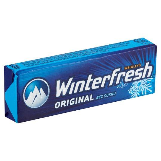 Wrigley's Winterfresh Original 10 ks 14g