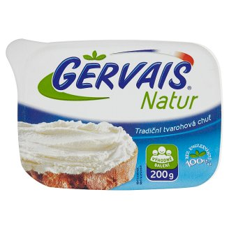 Gervais Natur Cheese Thermized 200g