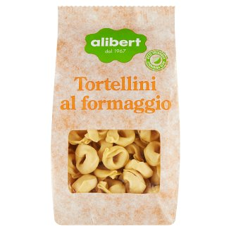 Alibert Tortellini Filled with Cheese 250g