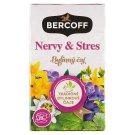 Bercoff Klember Herbal Tea Nerves & Stress 20 x 1.5g