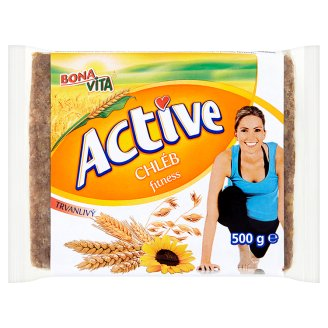Bona Vita Active Fitness chléb 500g