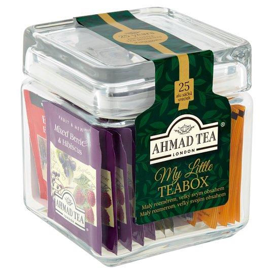Ahmad Tea My Little Teabox Collection of Teas 25 x 2g