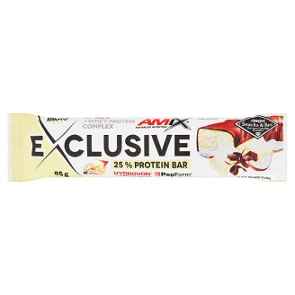 Amix Exclusive White Chocolate & Coconut Protein Bar 85g
