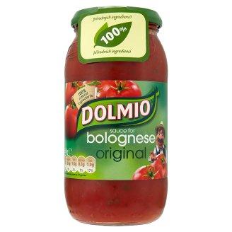 Dolmio Rajčatová omáčka pro přípravu boloňské omáčky 500g