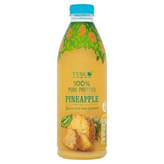 Tesco Ananasová šťáva 100% 1l