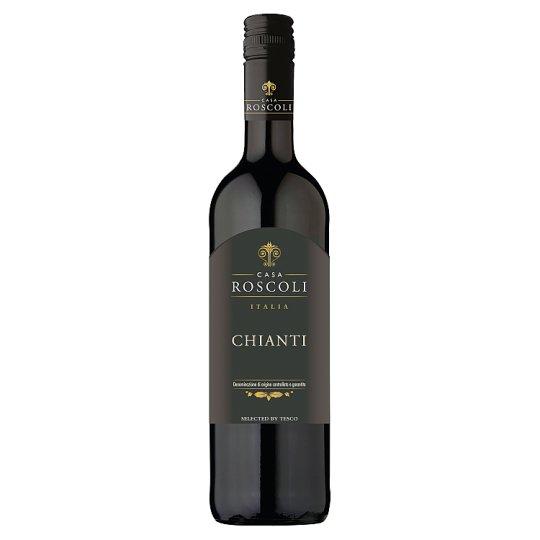 Casa Roscoli Chianti DOCG Red Wine Dry 750ml