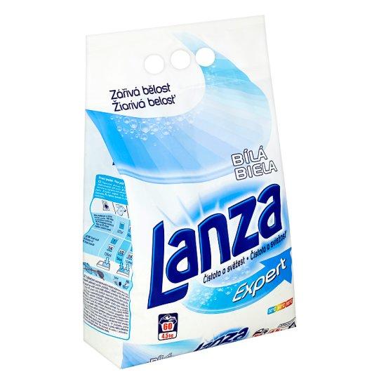 Lanza Expert White Washing Powder 60 Wash 4.5kg
