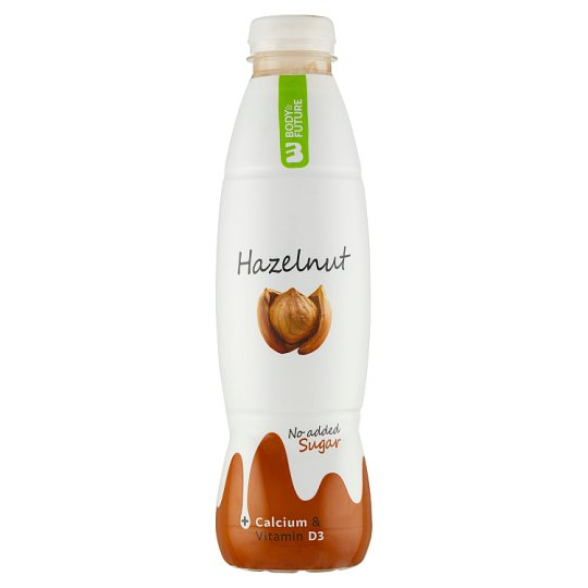 Body&Future Non-Carbonated Beverage Hazelnut with Calcium and Vitamin D3 750ml