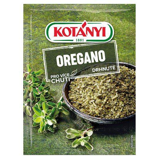 Kotányi Oregano drhnuté 8g