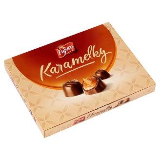Figaro Karamelky z mléčné čokolády 121g