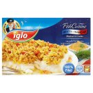 Iglo Quick-Frozen French Fish Gratin with Mustard and Herbs 270g