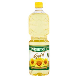 Vegetol Gold Vegetable Oil 1L