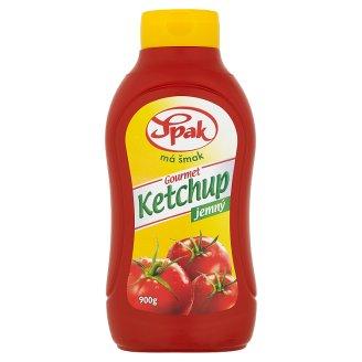 Spak Gourmet Kečup jemný 900g