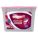 Tesco Expert power gel colour kapsle na praní 15 praní 375g