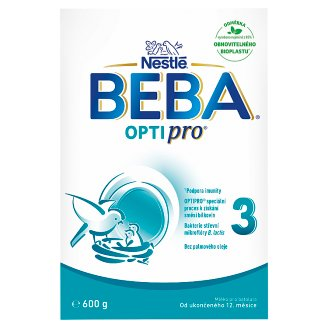 image 1 of BEBA Optipro 3 2 x 300g