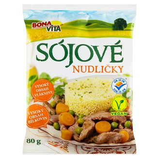 Bona Vita Soy Noodles 80g