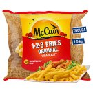 McCain 123 Fries Original 1.5kg