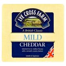 Lye Cross Farm English mild white cheddar tvrdý sýr 200g