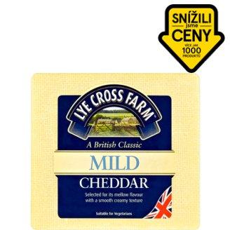 Lye Cross Farm English mild white cheddar tvrdý sýr 200g