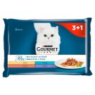 Gourmet Perle Multipack - Mini Fillets in Sauce 4 x 85g
