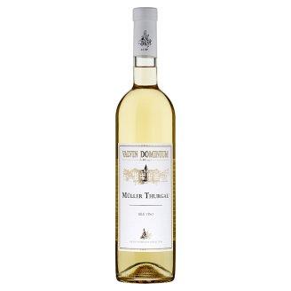Valvin Dominium Müller Thurgau bílé víno suché 0,75l