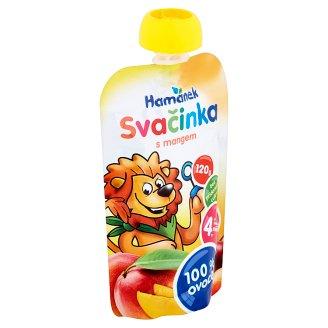 Hamánek Snack with Mango 120g