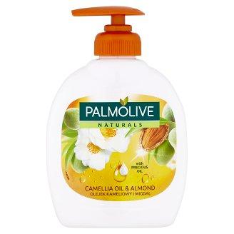 Palmolive Naturals Camellia Oil & Almond Tekuté mýdlo 300ml