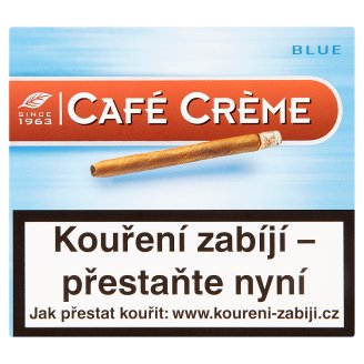 Café Crème Blue doutníčky 10 ks