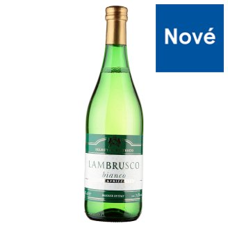 Lambrusco dell' Emilia Bianco bílé víno 75cl