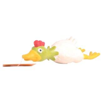 Petface Gumová hračka ve tvaru kuřete vel. S