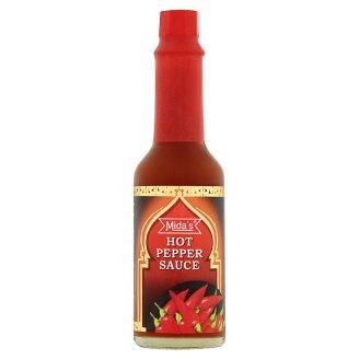 Mida's Hot Pepper Sauce 70g