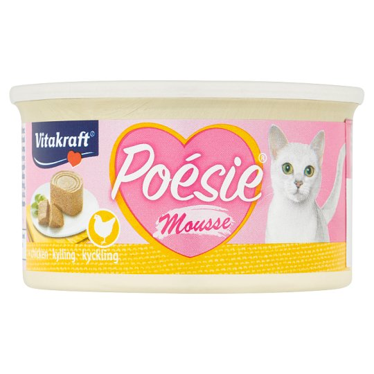 Vitakraft Poésie Mousse Chicken 85g