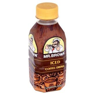Mr. Brown Nápoj s kávovým extraktem a mlékem 330ml