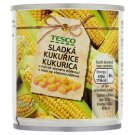 Tesco Sweet Corn in Brine 170g