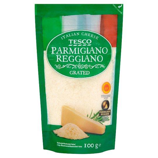 Tesco Parmigiano Reggiano 100g