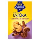 Opavia Zlaté Esíčka Cookies with Cinnamon and Cocoa 220g