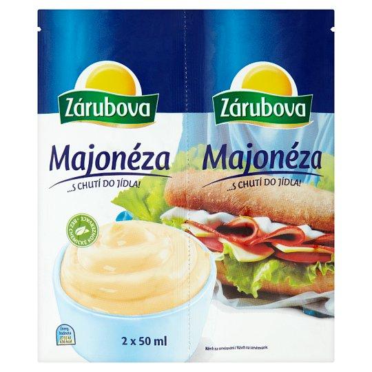 Zárubova Mayonnaise 2 x 50ml