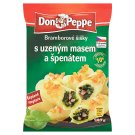 Don Peppe Potato Gnocchi with Smoked Meat and Spinach 600g