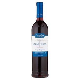 Ludwig Modré Hory Modrý portugal pozdní sběr víno suché 0,75l