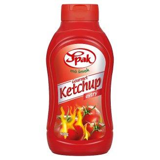 Spak Gourmet Kečup ostrý 900g
